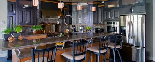 Chukar Drive kitchen